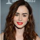 Lily Collins at the 15th Annual Costume Designers Guild Awards in Beverly Hills 140581