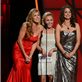 Connie Britton, Hayden Panettiere, and Kimberly Williams-Paisley at the 46th Annual CMA Awards  130966