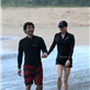Renee Zellweger and boyfriend Doyle Bramhall on vacation in Hawaii  140810