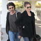 Renee Zellweger and boyfriend Doyle Bramhall together at LAX on their way to Hawaii 140815