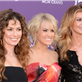 Shania Twain, Carrie Underwood, and Faith Hill arrive at the 48th Annual Academy of Country Music Awards 145915