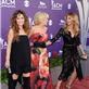 Shania Twain, Carrie Underwood, and Faith Hill arrive at the 48th Annual Academy of Country Music Awards 145916