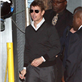 Tom Cruise outside the studio at Kimmel 146588