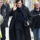 Benedict Cumberbatch and Martin Freeman in London working on Sherlock 146362