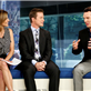Natalie Morales, Billy Bush and actor Benedict Cumberbatch appear on NBC News' 'Today' show  150572
