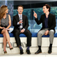 Natalie Morales, Billy Bush and actor Benedict Cumberbatch appear on NBC News' 'Today' show  150573