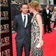 James McAvoy and Anne-Marie Duff at the 2013 Olivier Awards 148194
