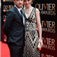 James McAvoy and Anne-Marie Duff at the 2013 Olivier Awards 148195