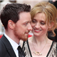 James McAvoy and Anne-Marie Duff at the 2013 Olivier Awards 148197