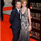 James McAvoy and Anne-Marie Duff at the 2013 Olivier Awards 148198