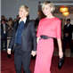 Ellen DeGeneres and Portia de Rossi at The 15th Annual Mark Twain Prize For American Humor 130374