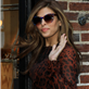 Eva Mendes arrives at The Late Show with David Letterman 119059