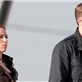 Chris Evans and Scarlett Johansson on the set of Captain America: Winter Soldier  148372
