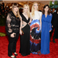 Kate Mulleavy, Dakota Fanning, Elle Fanning and Laura Mulleavy attend the 2013 Costume Institute Gala 149532