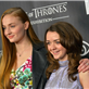 Sophie Turner and Maisie Williams attend 'Game Of Thrones' The Exhibition New York Opening  145270