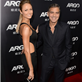 George Clooney and Stacy Kiebler at the Argo premiere 128523