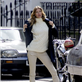 Gisele Bundchen on a H&M Shoot in Chelsea 148622