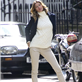 Gisele Bundchen on a H&M Shoot in Chelsea 148623