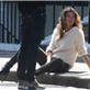 Gisele Bundchen on a H&M Shoot in Chelsea 148627