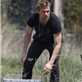 Ryan Gosling helps out on the set of How To Catch A Monster 149042