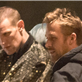 Ryan Gosling and Matt Smith on the set of How To Catch A Monster 150665