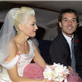 Gwen Stefani and Gavin Rossdale on their wedding day, September 14, 2002 129960