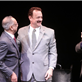 Tom Hanks at curtain call during the opening night of Lucky Guy in NYC 145511