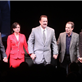 Tom Hanks at curtain call during the opening night of Lucky Guy in NYC 145515