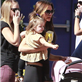 Victoria Beckham with her kids at Universal City Walk  131050