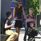 Victoria Beckham with her kids at Universal City Walk  131052