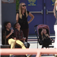 Victoria Beckham with her kids at Universal City Walk  131053