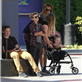 Victoria Beckham with her kids at Universal City Walk  131054