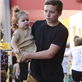 Victoria Beckham with her kids at Universal City Walk  131057
