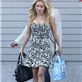 Hayden Panettiere at a studio in Los Angeles  131476