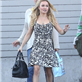 Hayden Panettiere at a studio in Los Angeles  131477