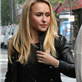 Hayden Panettiere appears on Extra at the Farmers Market in West Hollywood, CA 132091