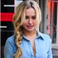 Hayden Panettiere getting pizza for lunch, New York City 129604