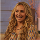 Hayden Panettiere on Good Morning America in NYC 129607