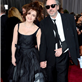 Helena Bonham Carter and Tim Burton at the 85th Annual Academy Awards  141057