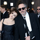 Helena Bonham Carter and Tim Burton at the 85th Annual Academy Awards  141058