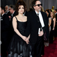 Helena Bonham Carter and Tim Burton at the 85th Annual Academy Awards  141061