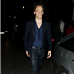 Tom Hiddleston leaves Thor 2 wrap party 128026