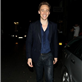 Tom Hiddleston leaves Thor 2 wrap party 128029