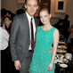 Tom Hiddleston and Jessica Chastain attend the Dreamworks Pre-BAFTA Tea Party, 2012 137091
