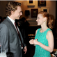 Tom Hiddleston and Jessica Chastain attend the Dreamworks Pre-BAFTA Tea Party, 2012 137092