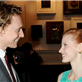 Tom Hiddleston and Jessica Chastain attend the Dreamworks Pre-BAFTA Tea Party, 2012 137093