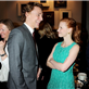 Tom Hiddleston and Jessica Chastain attend the Dreamworks Pre-BAFTA Tea Party, 2012 137094