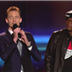 Tom Hiddleston and Samuel L. Jackson at the 2013 MTV Movie Awards 147383