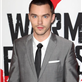 Nicholas Hoult at the Los Angeles premiere of Warm Bodies 138406