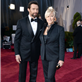 Hugh Jackman, Deborra-Lee Furness at the 85 Annual Academy Awards  141271